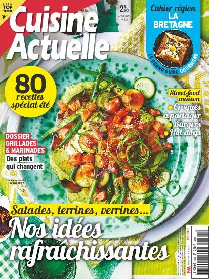 Pas Magazine Cuisine Actuelle Abonnement Cher UpjqMVSGLz