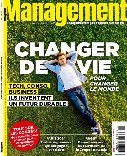Abonnement Magazine Management Pas Cher Prismashop