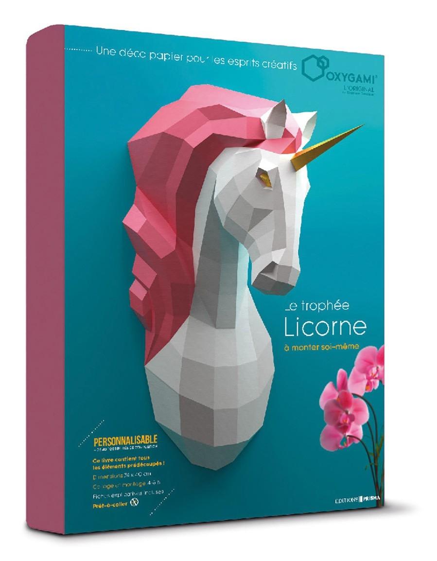 Oxygami Le Trophee Licorne